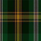 00338 Louth County, Crest Range #2 District Tartan Fabric Print Iphone Case by Detnecs2013