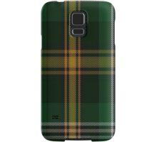00338 Louth County, Crest Range #2 District Tartan Fabric Print Iphone Case Samsung Galaxy Case/Skin