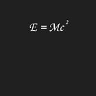 E=Mc2 by Gianluca D.Muscelli