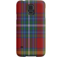 00340 Mayo County, Crest Range District Tartan Fabric Print Iphone Case Samsung Galaxy Case/Skin