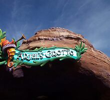 Ariel's Grotto by katiebeth3