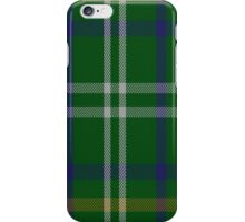 00342 Meath County, Crest Range District Tartan Fabric Print Iphone Case iPhone Case/Skin