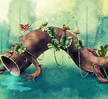 Forest Creature by erdavid