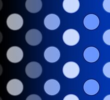 Blue Dots by mgraph