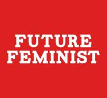 Future feminist Kids Tee