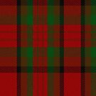 00356 Tipperary County District Tartan Fabric Print Iphone Case by Detnecs2013