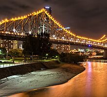 Story Bridge • Brisbane by William Bullimore