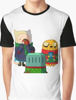 a christmas adventure Graphic T-Shirt