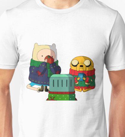 a christmas adventure Unisex T-Shirt