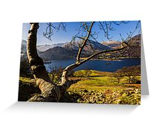 Glenridding - Cumbria Greeting Card
