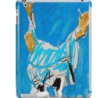 Shaolin Monk 8_CRANE iPad Case/Skin