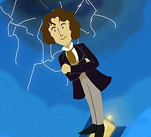 8th Doctor in the Time Vortex by Kileigh Gallagher