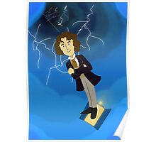 8th Doctor in the Time Vortex Poster