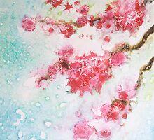Love Blossom by izumiomoriart