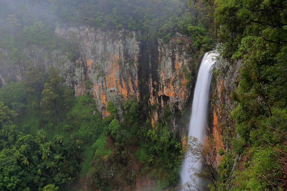 Purlingbrook Falls by Cameron B