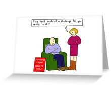 Fundraising. Greeting Card