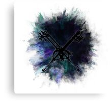 Oblivion and Oathkeeper  Canvas Print