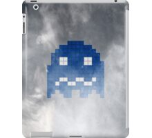 Pac-Man Blue Ghost iPad Case/Skin