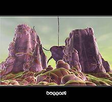 Bug-ger! by tikirussy