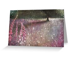 Afternoon Enchantment Greeting Card