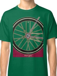 Single Speed Bicycle Classic T-Shirt