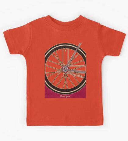 Single Speed Bicycle Kids Clothes