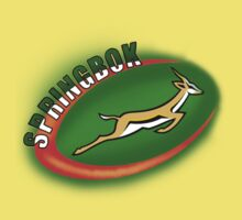 SPRINGBOK RUGBY SOUTH AFRICA Kids Tee