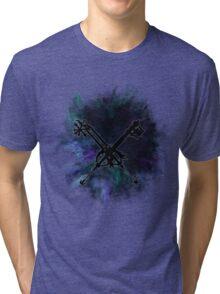 Oblivion and Oathkeeper  Tri-blend T-Shirt