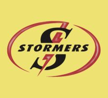 STORMERS SOUTH AFRICA RUGBY WP PROVINCE SUPER 15 RUGBY Kids Tee