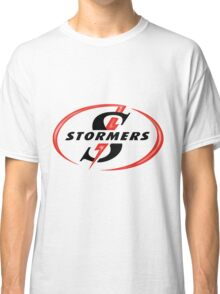 STORMERS SOUTH AFRICA RUGBY WP PROVINCE SUPER 15 RUGBY Classic T-Shirt