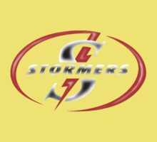 STORMERS DARK SHIRTS SOUTH AFRICA RUGBY WP PROVINCE One Piece - Short Sleeve