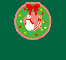 Holiday Wreath 2015 Unisex T-Shirt