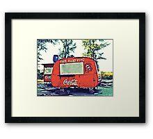Take Away Framed Print