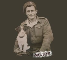 "War Veteran ""Milton"" by geochro"