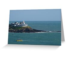 Roches Point, Cork Greeting Card