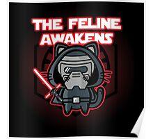 The Feline Awakens Poster