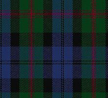 00381 Baird Family Tartan Fabric Print Iphone Case by Detnecs2013