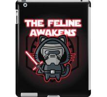 The Feline Awakens iPad Case/Skin