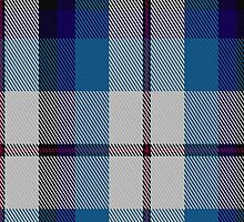 00388 Bradey Blue Dress Tartan Fabric Print Iphone Case by Detnecs2013