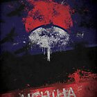 Uchiha Poster by Anime Pie