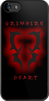 Fairy Tail - Grimoire Heart Guild Red by LadyTakara