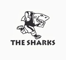 NATAL SHARKS FOR LIGHT SHIRTS SOUTH AFRICA RUGBY SUPER RUGBY Kids Clothes