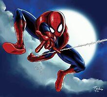 Spider-Man by tsantiago