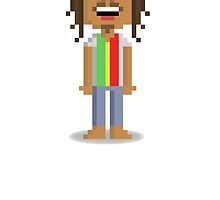 Bob Marley by MezzMerritt