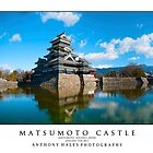 Matsumoto  Castle by AnthonyHales