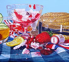 Eton Mess by Paula Oakley