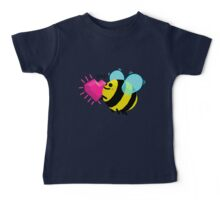 The Bee That Stole My Heart Baby Tee