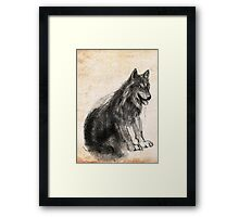 A Companion Framed Print