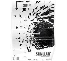 Enchanted 3D Render Design 001 Stimulate Poster