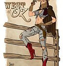 Western Dorothy by Andrew Jones